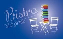 Bistro Surprise: Französische Literatur frisch von der Messe