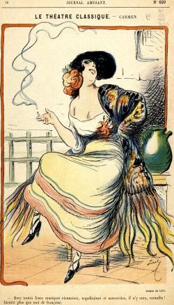 Little Carmen - a pocket opera nach G. Bizet (ENTFÄLLT LEIDER!)