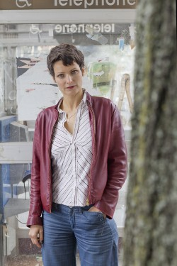 Sophie Divry: Als der Teufel aus dem Badezimmer kam