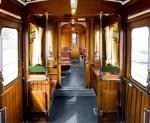 En route - eine Reise mit dem historischen Salonwagen