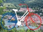 Tour des Français à Heidelberg