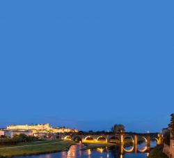 Bitte Photo der Postkarte Carcassonne einfügen (ohne logo)