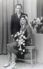 Mariages franco-allemands entre 1945 et 1963