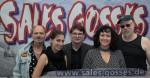 Rock et Pop français avec les SALES GOSSES