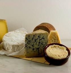 Autour du fromage