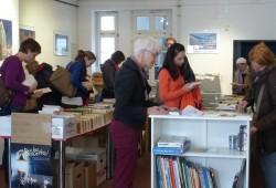 Französischer Bücherflohmarkt