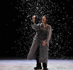 Okzitanischer Tag: Cie Doré. Sur le fil, Performance clownesque